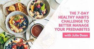 healthy habits reverse prediabetes
