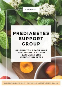 prediabetes support group