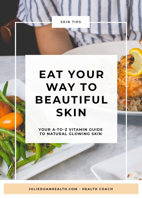 beauty food skin vitamin