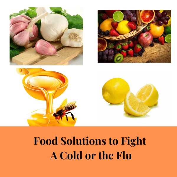 Food Solutions to Fight a Cold or Flu