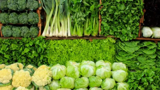 The Way to a Healthy Heart is to Eat your Greens! Here's Why!
