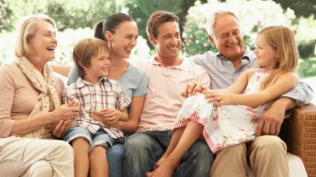 Happy Families make Healthy Families supporting one another through Life's Challenges