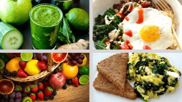 Breakfast Ideas: Breakfast is essential for restoration and re-energizing