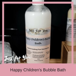 Happy Children's Bubble Bath for a Happy Relaxed Child