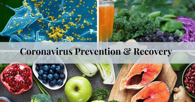 Coronavirus Prevention & Recovery