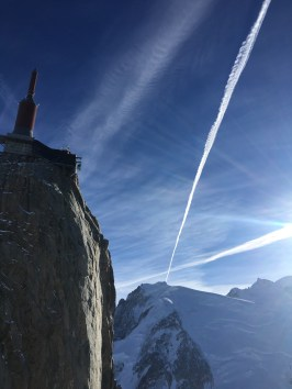 Aiguille du Midi, French Alps