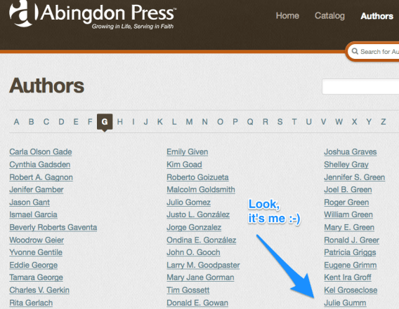 Abingdon_Press_Authors