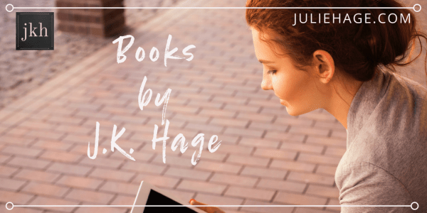 Books Written By Author JK Hage
