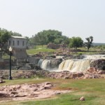 Sioux Falls From Park