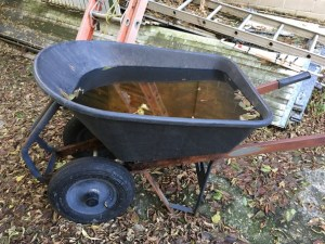 water wheelbarrow