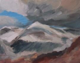 Hills above Aberlefenni