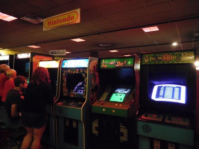 american classic arcade museum 1
