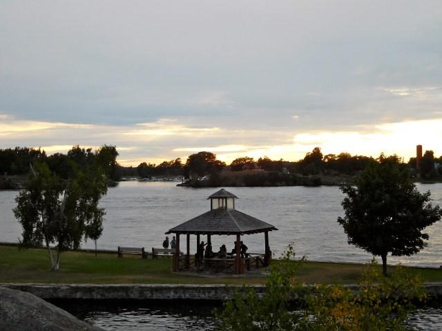 scenic view park
