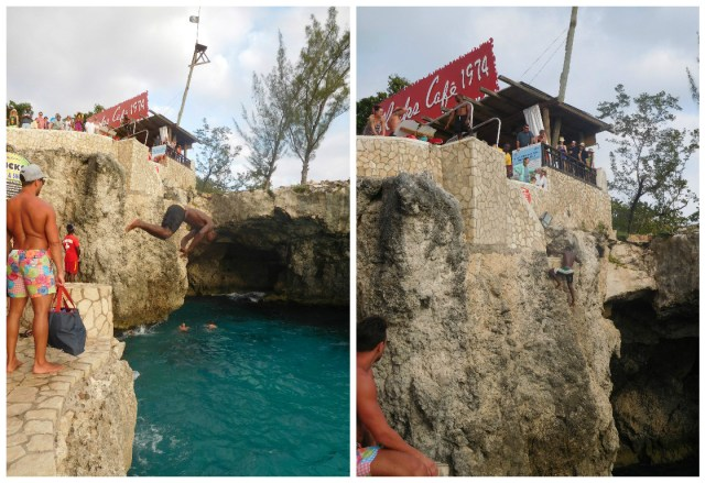 cliff_dive_ricks_cafe_jamaica