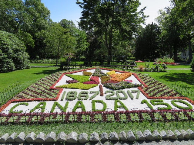 Halifax Public Gardens, Nova Scotia | Julie Journeys