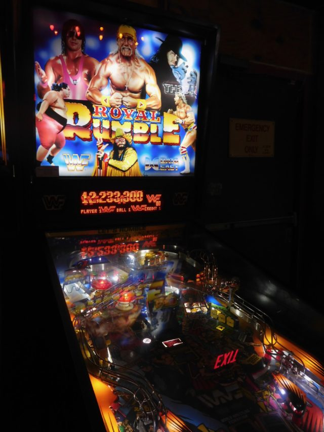 Where to Play Pinball in Wilmington, North Carolina | Julie