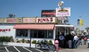 Photo 3 Pinks Hot Dogs