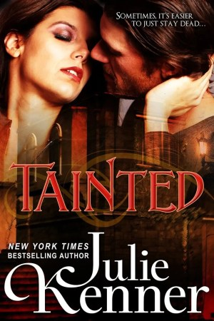 Tainted - Trade Paperback Cover