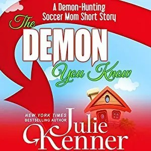 The Demon You Know - Audiobook Cover