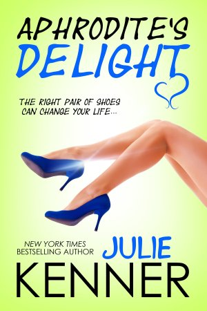 Aphrodite's Delight - E-Book Cover