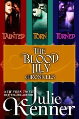 The Blood Lily Chronicles Boxed Set