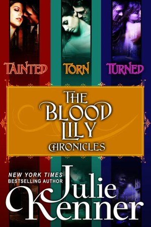 The Blood Lily Chronicles: Boxed Set - E-Book Cover