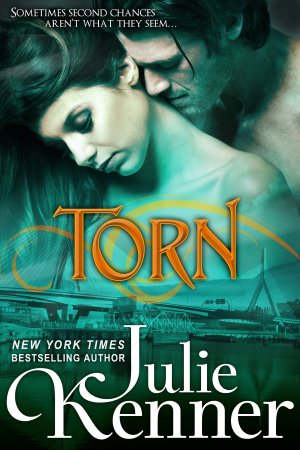 Torn - Trade Paperback Cover