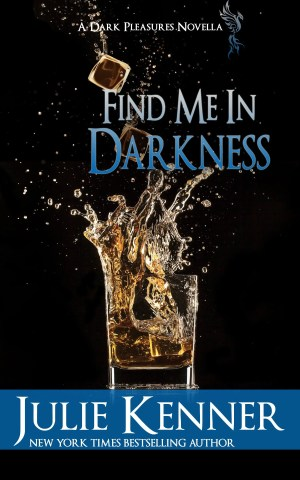 Find Me In Darkness - Trade Paperback Cover
