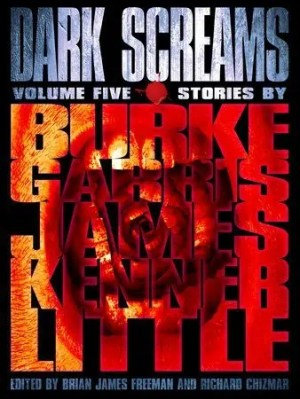 Dark Screams: Volume 5 - E-Book Cover