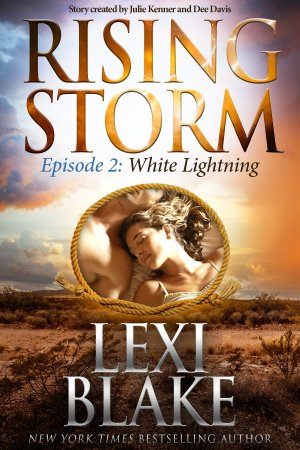White Lightning - E-Book Cover