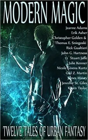 Modern Magic - E-Book Cover