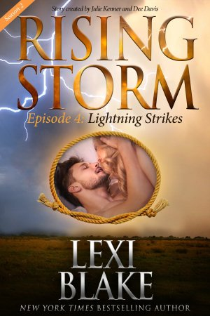 Lightning Strikes - E-Book Cover