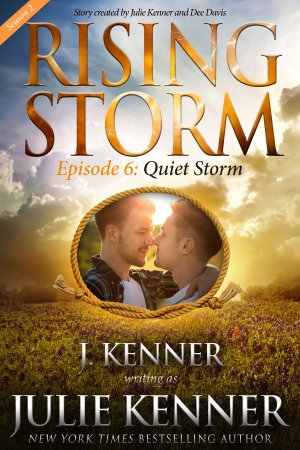 Quiet Storm - E-Book Cover