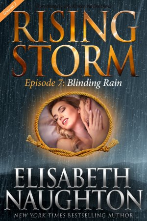Blinding Rain - E-Book Cover