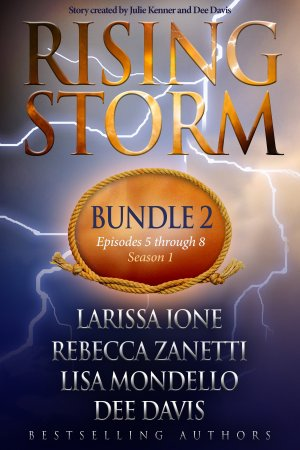 Rising Storm: Bundle 2 - E-Book Cover