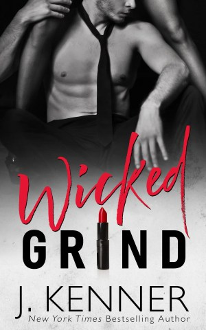 Wicked Grind - Trade Paperback Cover