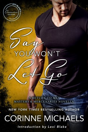 Say You Won't Let Go - E-Book Cover
