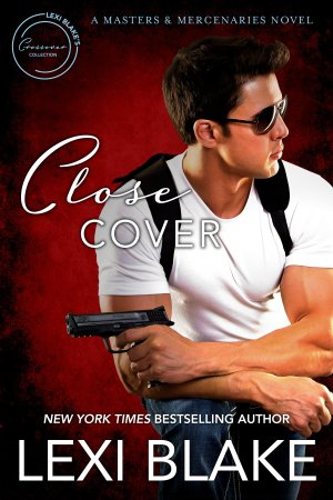 Close Cover - E-Book Cover
