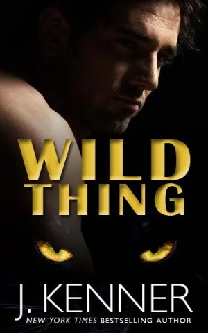 Wild Thing - E-Book Cover