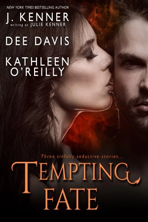 Tempting Fate - E-Book Cover