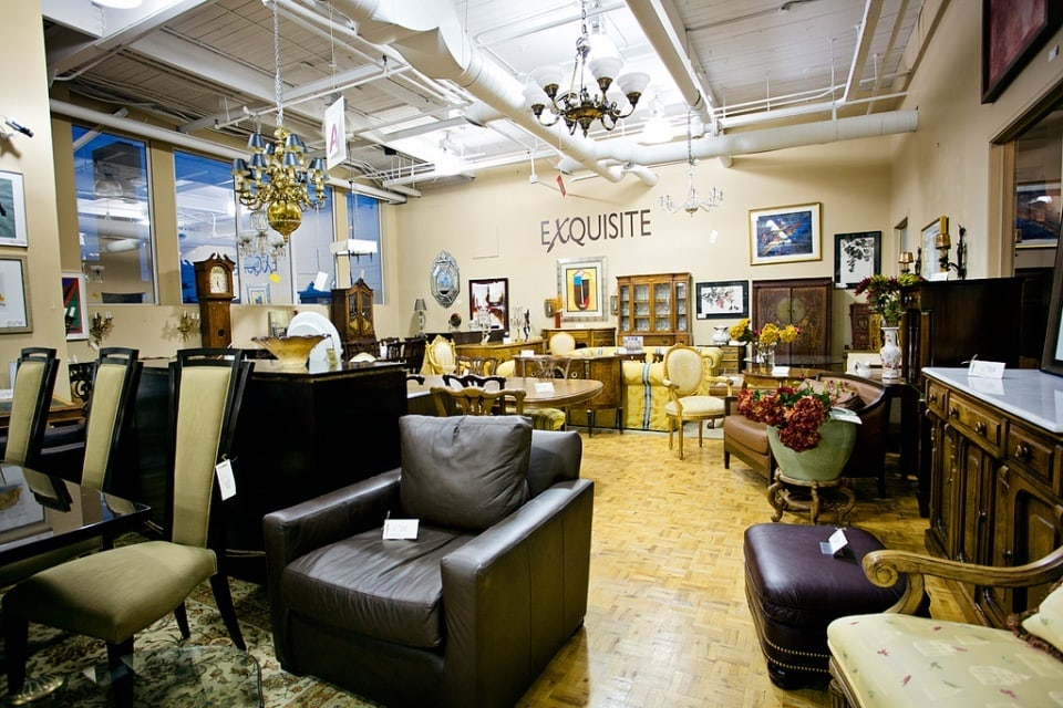 Second Hand Furniture Stores In Toronto: Of Things Past