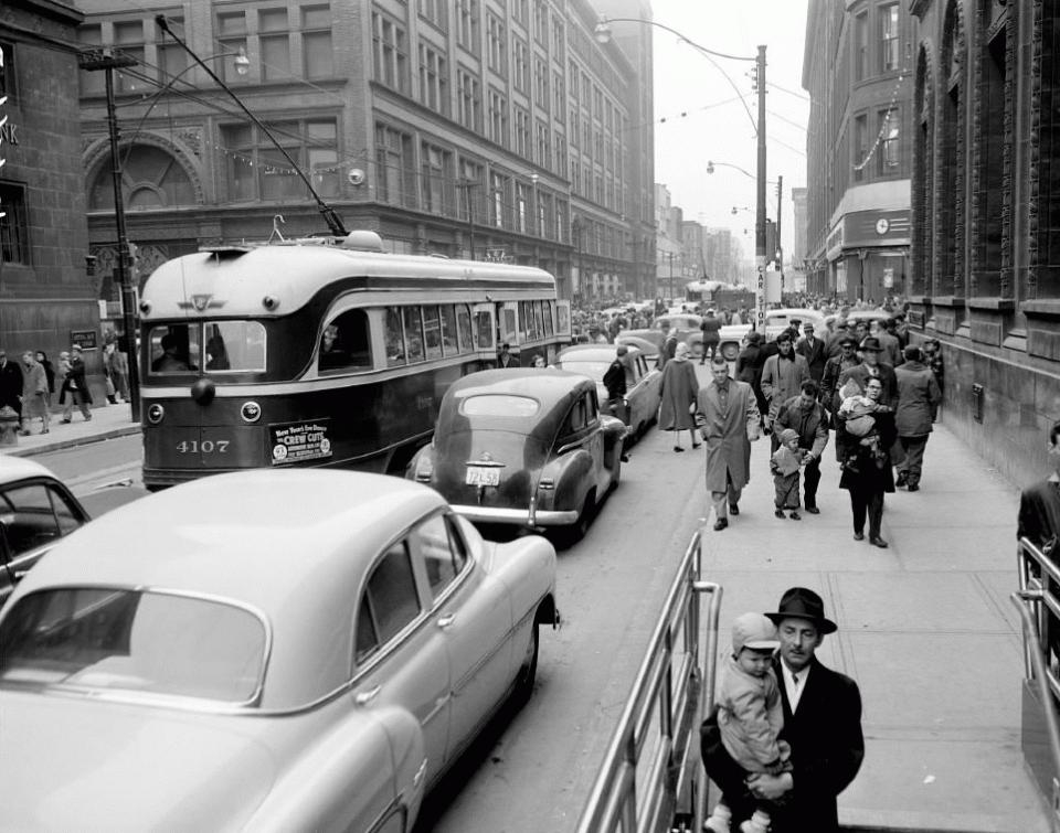 Top 20 Photos From Torontos History