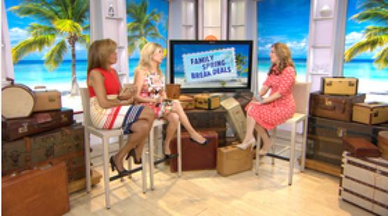 Hoda Kotb, Kathie Lee Gifford, Julie Ruditzky Loffredi on NBC