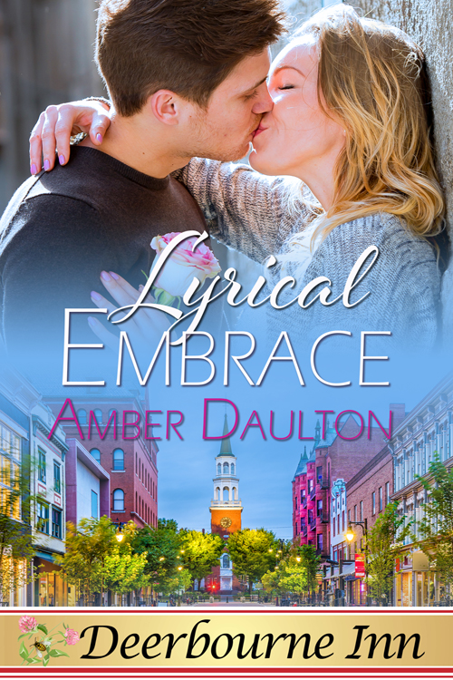 Author spotlight on Lyrical Embrace by Amber Daulton