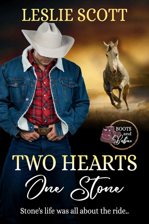 "Spotlight on ""Two Hearts, One Stone"