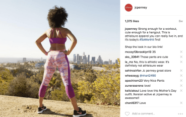 """""""Strong enough for a workout, cute enough for a hangout. This is athleisure apparel you can really live in, and it's today's #SoWorthIt find!"""""""