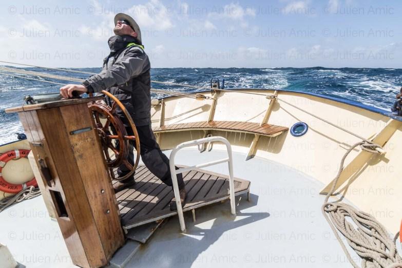 Jeff, capitaine de De Gallant.