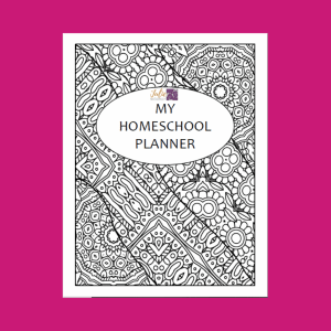 Homeschool Planner for Kids (DIGITAL)