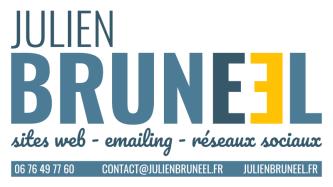 Julien Bruneel - sites web - emailing - réseaux sociaux - 0676497760 - contact[at]julienbruneel.fr - julienbruneel.fr