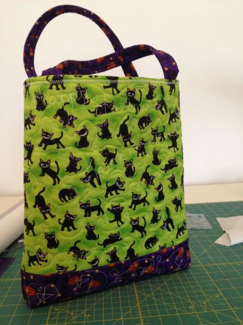 Trick or Treat Bag 2015